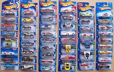 1995 To 2005 Hot Wheels Short Card All Diff Full Description Choice Lot 1 of 6