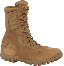 Belleville Hot Weather Hybrid Assault Boot Coyote USA Made