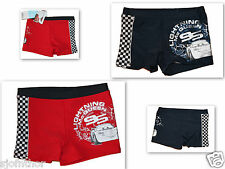 Disney Cars Swim trunks Boys Size 98 104 116 128 red blue Swim Trunks Boxer