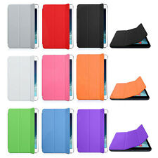 Slim Leather Magnetic Smart Stand Folio Cover Sleep Wake Case For iPad 5 5th air