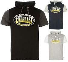 Everlast Layer T-shirt Mens Hoody Boxing Training ~All sizes S - XXL