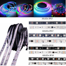 WS2811 5050 RGB LED Strip 5M 150 300LEDS Addressable DC12V