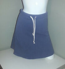 AMERICAN APPAREL Circle Tennis SKIRT with String Tie. Sexy Outfit.