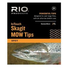 RIO InTouch Skagit Mow Tips Fly Fishing Line Weld Loops Sinking Tip Versatility