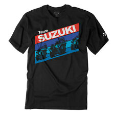 Factory Effex Team Suzuki GSXR Shades T-Shirt Tee Black Factory Adult Licensed