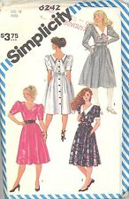Simplicity 6242 Misses'/Miss Petite Dress in Two Lengths and Jack Sewing Pattern