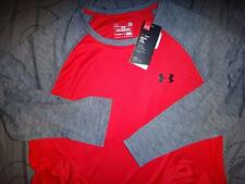UNDER ARMOUR HEATGEAR  FITTED TECH SHIRT XL L MENS NWT $$$$