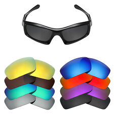 MRY POLARIZED Replacement Lenses for-Oakley Monster Pup Sunglass - Option Colors