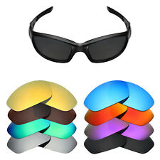 MRY POLARIZED Replacement Lenses for-Oakley Straight Jacket 2007 - Option Colors