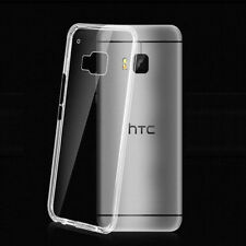 Ultra PhoneSet Clear Transparent Soft Silicone TPU Case Cover For ONE HTC