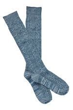 NEW Bonds Womens Knee Hi Boot Sock - French Chambray