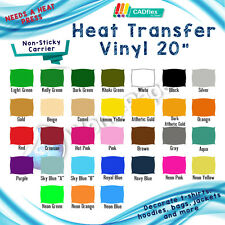 Heat Transfer Vinyl Flocked Flock for T shirts, Vinyl Heat Press PVC :)