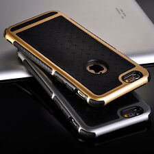Shockproof Rubber Hybrid Hard Case Thin Cover For Apple iPhone 6 6S Plus 5 5S SE