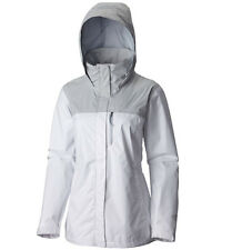NWT COLUMBIA Women Pouration  Rain Jacket