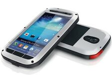 LOVE MEI Waterproof Aluminum Metal Cover Case  For Samsung Galaxy S4 S IV i9500