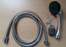 Shower Set with 1.5m Hose Shower Hose and Head  Great Value!