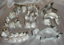 Nature, Garden Friends Cookie cutters, Baking supplies, Fondant cutters, Cake.