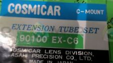 COSMICAR 30100 EX-C6 EXSTENSION TUBE SET *NEW IN BOX*