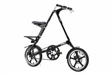 NEW STRiDA LT 16 Inch Folding Bicycle Single Speed Bike Cycle