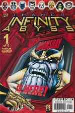 THANOS: INFINITY ABYSS #1-6 VERY FINE 2002 MARVEL COMICS