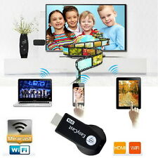 HD 1080P M2 EzCast Miracast DLNA WiFi Display Receiver Dongle TV Laptop New FS