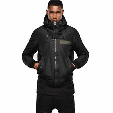 G-Star Submarine Hooded Bomber Windbreaker Jacket - Mens