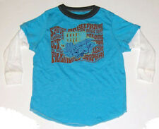 T-Shirts New Authentic Rowdy Sprout Jefferson Airplane Vintage Style 2fer Shirt