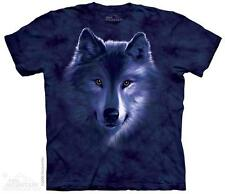 WOLF FADE ADULT T-SHIRT THE MOUNTAIN