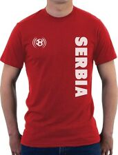 Serbia National Football Team Soccer Fans T-Shirt Gift Idea