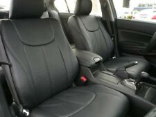 Clazzio Custom Fit PVC Leatherette Seat Covers - For Honda Fit