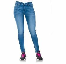 LEVIS 535 LEGGING Women Jeans Pants Size 26 to 33 BLUE Stretch fit NEW with tags