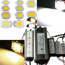 LED SMD Chip Bulb 10W/20W/30W/50W/100W LED Driver Supply High Power Waterproof