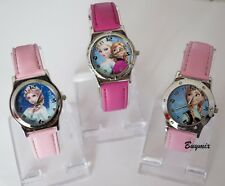 Frozen Watch, Girls Elsa, Anna, Olaf, Tinkerbell, Gift, Party Gift, Present New