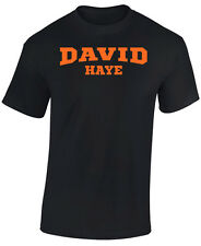 DAVID HAYE T SHIRT - BRITISH HEAVYWEIGHT BOXING - DAVID HAYE