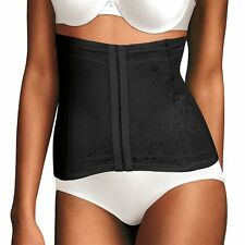 Maidenform Ultimate Slimmer Firm Control Curve-Loving Waistnipper #6868 Black