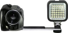 Sima HD camera LED video light for Olympus Stylus Tough TG-Tracker action