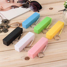 1X Power Bank Backup External Battery Charger 18650 for Phone Mobile ONLY CASE