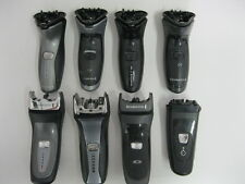 """REMINGTON SHAVERS RECHARGEABLE DIFFERENT MODELS """"FOR PARTS ONLY"""""""