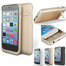 External Power Bank Backup Charger Battery Case Cover For Apple iPhone 6 6S Plus