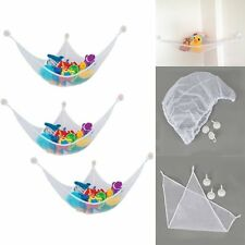 Large Toy Soft Hammock Mesh Baby Childs Bedroom Doll Storage Nursery Net