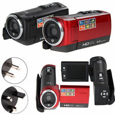 "2.7"" 720P TFT LCD 16MP 16X ZOOM HD Digital Video Camcorder Camera DV DVR US/UK"