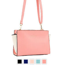 Womens Messenger Bag Cross Body Shoulder Bag Handbag for Women 1354