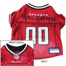 Atlanta Falcons NFL mesh Pet Dog Game Jersey (all sizes)