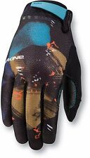 "Dakine AURA Womens Mountain Bike Cycling Gloves Medium 6.5""-7.5"" NEW"