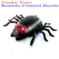Funny Practical Joke Remote Control Spider Tricky Toy Prank Novelty Gag Toys