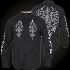 Rebel Spirit Shirt LSW151780 Black