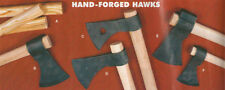 Hand-Forged Hawks,Tomahawk,Throwing Hawk,Mouse,Ax,Hickory Handles,Handle,Camp
