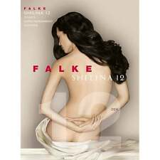 Falke 40027 Shelina 12 denier transparent shimmer tights - new sizing