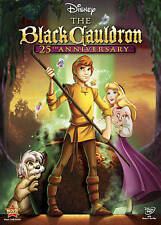 Black Cauldron (DVD, 2010, 25th Anniversary Edition) Usually ships in 12 hours!!