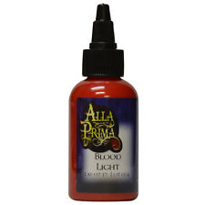 Realistic Blood Highlight - Alla Prima Tattoo Ink - Pick Your Size